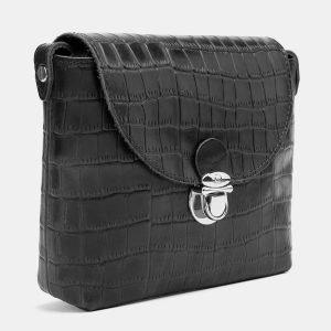 Модный черный женский клатч ATS-3781 211242