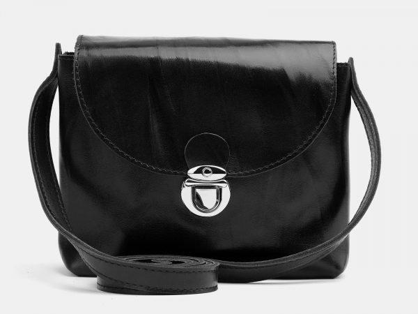 Удобный черный женский клатч ATS-3780