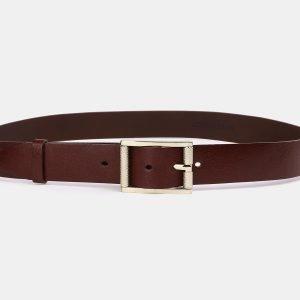 Стильный светло-коричневый женский джинсовый ремень ATS-3951