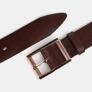 Удобный светло-коричневый женский джинсовый ремень ATS-3951 210415