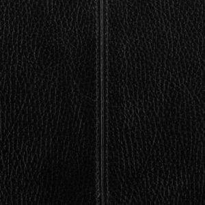 Кожаная черная мужская кожгалантерея BRL-17805