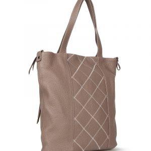 Неповторимая бежевая женская сумка FBR-878 217859