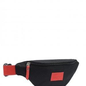 Уникальная черная женская поясная сумка FBR-2527 218916