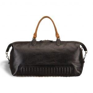 Стильная черная сумка для фитнеса BRL-3500