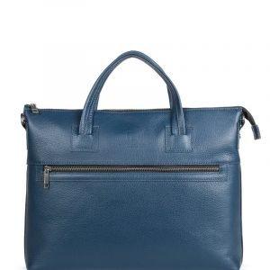 Модная синяя мужская сумка FBR-2607