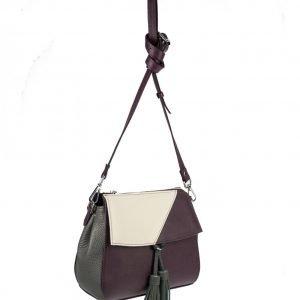 Неповторимая бордовая женская сумка FBR-2317 218533