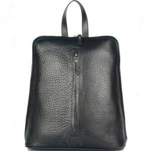 Солидный черный женский рюкзак FBR-2325