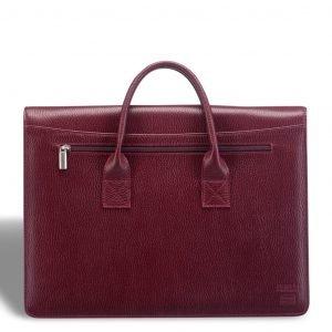 Стильная бордовая женская сумка BRL-12920