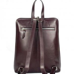 Деловой фиолетовый женский рюкзак FBR-2324 218565