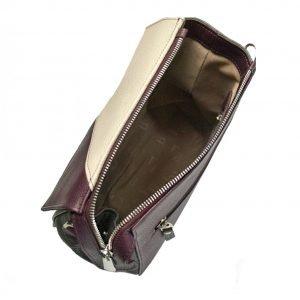 Неповторимая бордовая женская сумка FBR-2317 218535