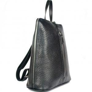 Солидный черный женский рюкзак FBR-2325 218570
