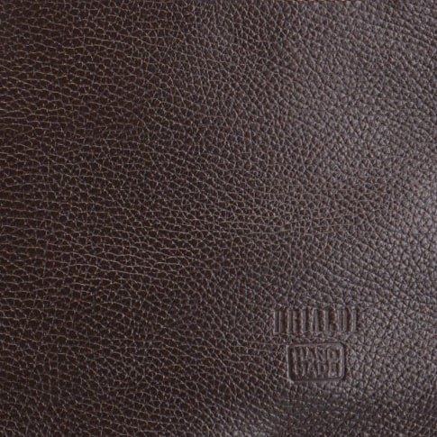 Функциональная коричневая мужская кожгалантерея BRL-12048