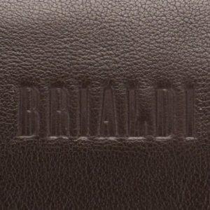 Стильная коричневая мужская сумка BRL-132