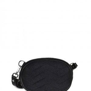 Модная черная женская поясная сумка FBR-1838