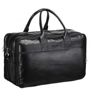 Модная черная сумка для командировок BRL-155