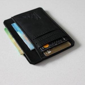 Модный черный картхолдер BNZ-2358
