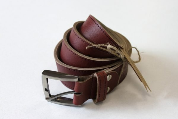 Модный коричневый ремень BNZ-3364