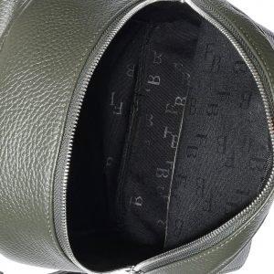 Удобный желтовато-зелёный женский рюкзак FBR-2388 218726