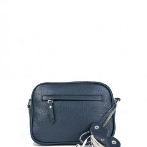 Деловая синяя женская сумка через плечо FBR-2319 218548