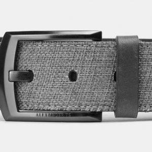Модный серый мужской джинсовый ремень ATS-3941 210456