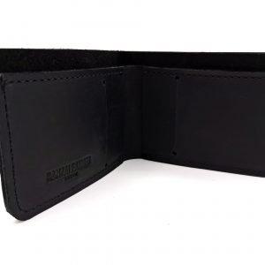 Солидный коричневый кошелек BNZ-3486 219275