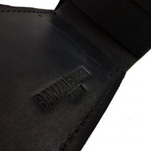 Солидный коричневый кошелек BNZ-3486 219274