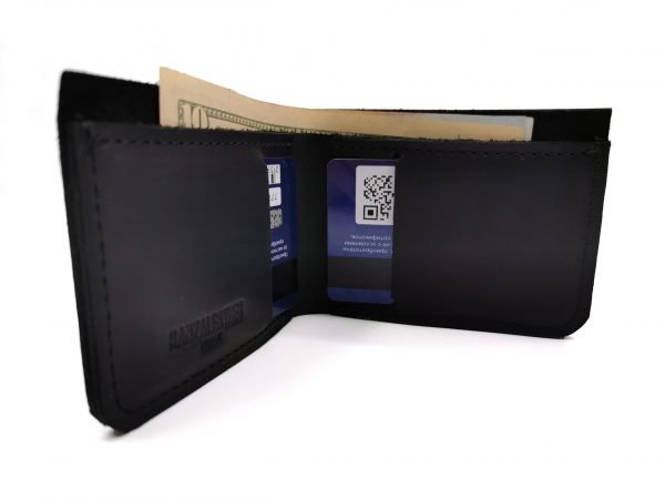 Солидный коричневый кошелек BNZ-3486