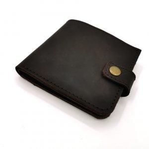 Модный коричневый кошелек BNZ-3685 219236
