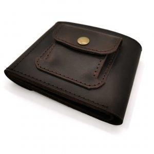 Неповторимый коричневый кошелек BNZ-253 219656