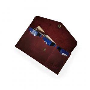 Модный синий кошелек BNZ-373 219616