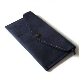 Модный синий кошелек BNZ-373 219613