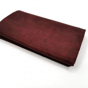 Модный красный кошелек BNZ-313 219633