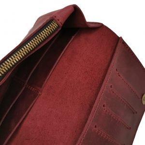 Модный красный кошелек BNZ-313 219636