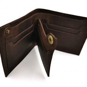 Модный черный кошелек BNZ-3481 219281