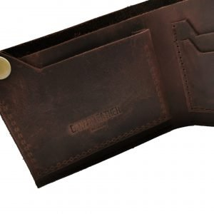 Модный черный кошелек BNZ-3481 219280