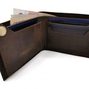 Модный черный кошелек BNZ-3481 219286
