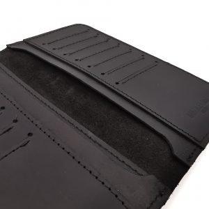 Удобный коричневый кошелек BNZ-3688 219230