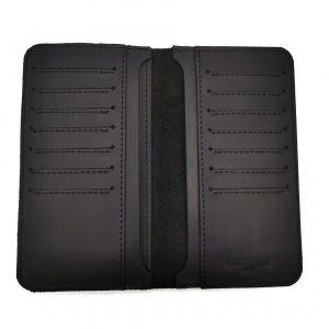 Удобный коричневый кошелек BNZ-3688 219228