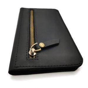 Удобный коричневый кошелек BNZ-3688 219227