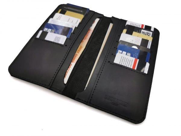 Удобный коричневый кошелек BNZ-3688