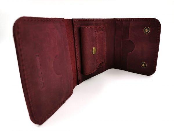 Неповторимый зеленый кошелек BNZ-1870