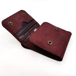 Уникальный зеленый кошелек BNZ-1870 219452