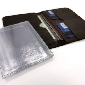 Солидная обложка для паспорта BNZ-2045 219418