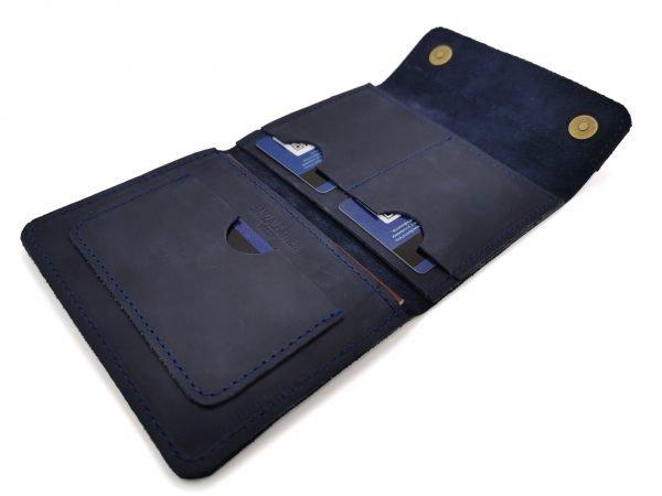 Удобная обложка для паспорта BNZ-2169