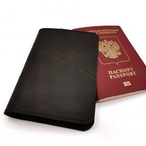 Солидная обложка для паспорта BNZ-3286 219311