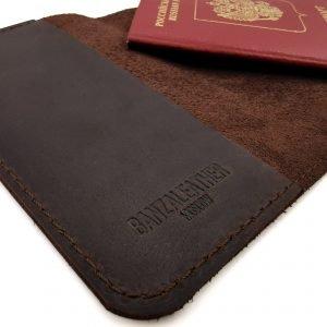 Солидная обложка для паспорта BNZ-3286 219309