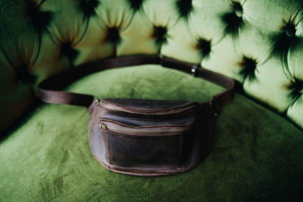 Кожаная сумка BNZ-3969
