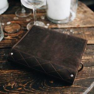 Модный коричневый ежедневник BNZ-3940 219202