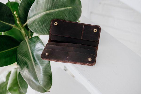 Стильный кошелек BNZ-4118