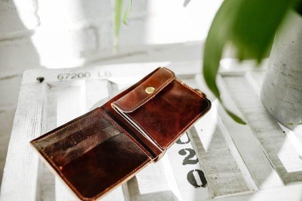 Уникальный кошелек с защитой rfid BNZ-4173